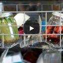 vaatwasser voor een snelle gezonde maaltijd