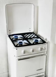 Etna gasfornuis met oven onderdelen