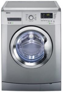 Water komt terug in wasmachine