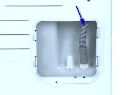 Warmtepompdroger aansluiten