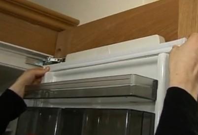 Afdichtingsrubber koelkast vervangen
