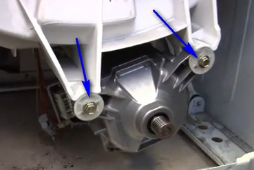 Koolborstels voor wasmachine