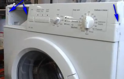 Wasmachine openmaken