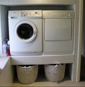 Wasmachine-wasdroger-plaatsen