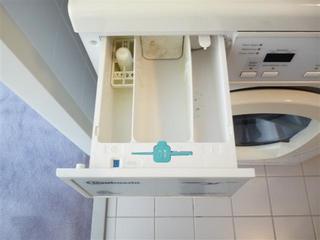 Zeepbakje wasmachine
