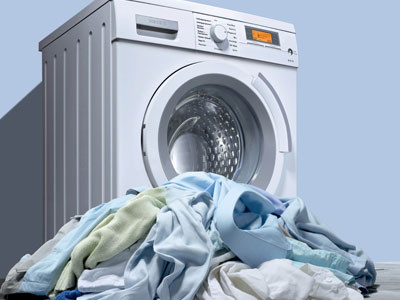Kleding wassen op vakantie