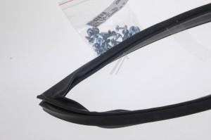Liebherr diepvries rubber vervangen