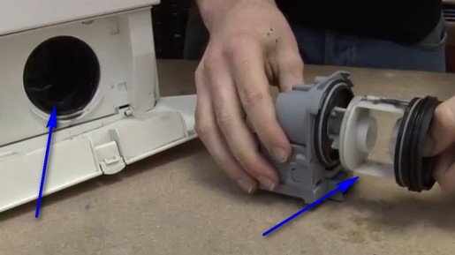 Bosch vaatwasser circulatiepomp vervangen