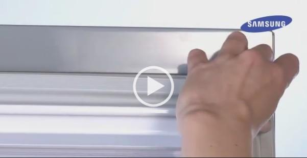 Samsung deurrubbers vervangen