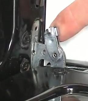 Verrassend Oven deur losmaken repareren | ✅ witgoed onderdelen accessoires IA-78