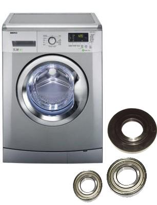 Bekend Wasmachine lagers controleren of vervangen | ✅ witgoed onderdelen DV92