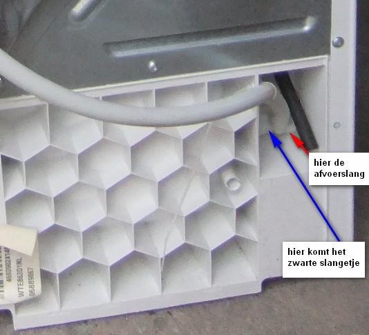 Vaak aansluiten afvoerslang bosch condensdroger | ✅ witgoed onderdelen ZN85