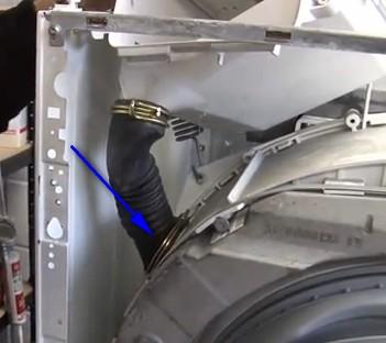 Wasmachine Lagers Vervangen Witgoed Onderdelen
