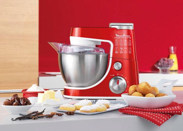 Moulinex Küchenmaschine Masterchef Gourmet Plus Qa404H/G 2021