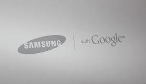 samsung+google