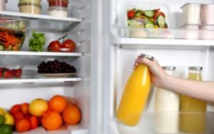4 tips tegen vervelende geuren in de koelkast
