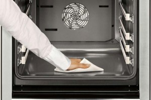 handige tip om de oven schoon te maken