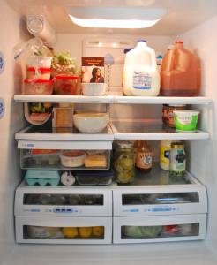 koelkast op de juiste manier inruimen